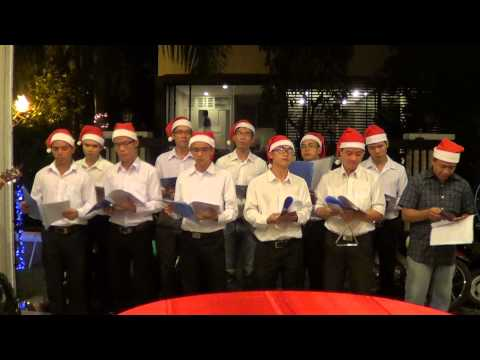Silent Night by the Rogate Choir in Vietnam