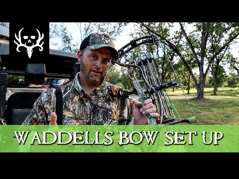 Michael Waddell's 2017 Bow Hunting Setup