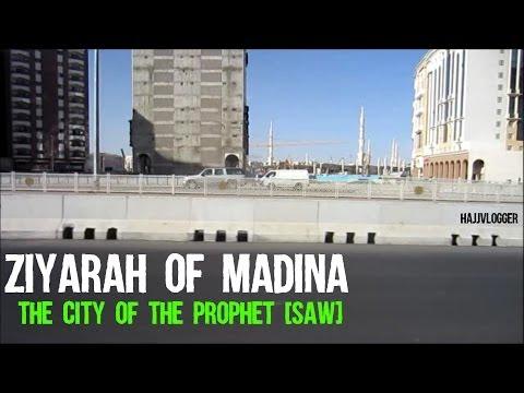 Ziyarah of Madina - The city of the Prophet (saw) - Umrah 2014