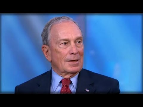 MIKE BLOOMBERG JUST CAME FORWARD WITH BAD NEWS DEMOCRATS DEFINITELY DO NOT WANT TO HEAR...