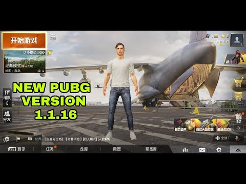 Game for Peace (pubg mobile) by tencent Android gameplay and review