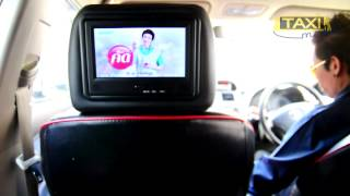 Tesco ads in taxi by Taximedia Thailand Thumbnail