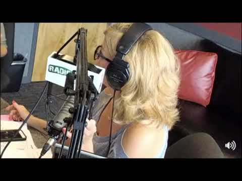 Alicia discussing Botox with Kimberly & Beck on 95.1 Radio