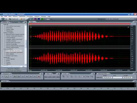 FX and DTMF Creation in Adobe Audition 3.0.mov