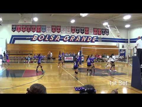 Santiago vs. Bolsa (Volleyball)