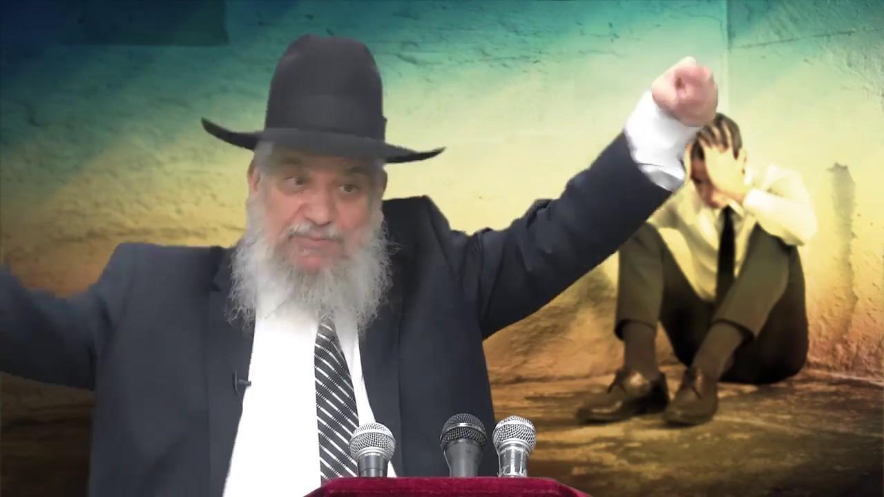 פרשת ואתחנן: אל יאוש - הרב הרצל חודר - מדהים!!!