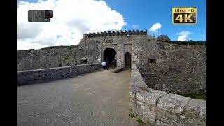 Kerjean Castle, France, 4K - GoPro