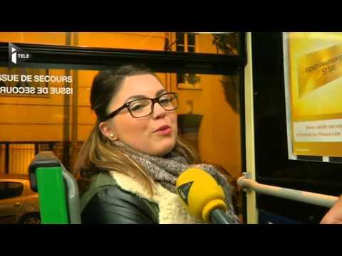 Nantes: les femmes prenant un bus de nuit pourront s'arrêter à la demande