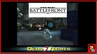 Dead2Rights sucking at Star Wars Battlefront!! LOL
