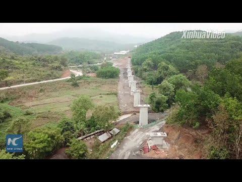 China-Laos Railway creates thousands of jobs in Laos