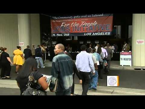 The Early Show - Job frustration growing for unemployed in U.S.