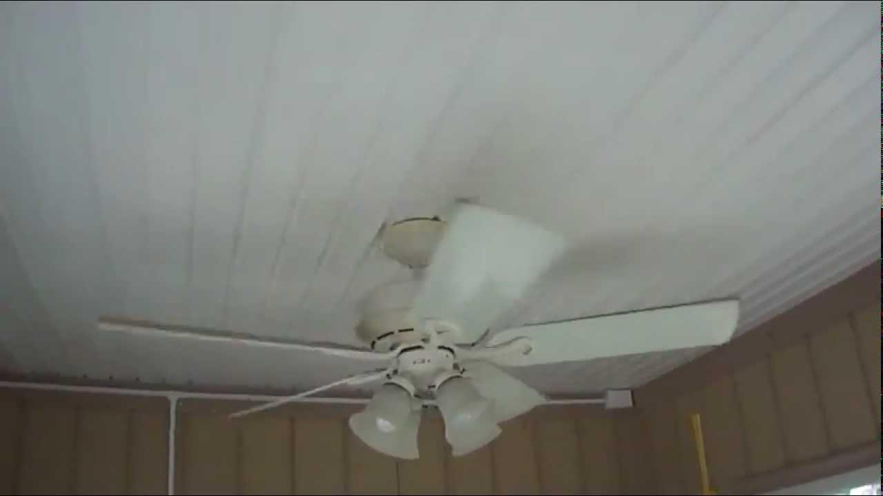 Hunter Augusta Iii Ceiling Fan