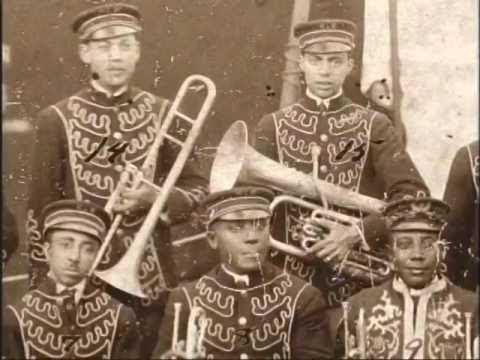 серия 1. приворотное зелье (зарождение джаза - 1917) история джаза начинается в 90-ые годы девятнадц