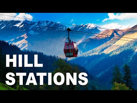 Top 80 Hill Stations of India [Part 7/8]. Tourist Attractions and Travel Destinations in India