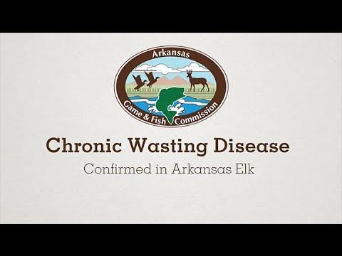 Chronic Wasting Disease Confirmed in an Arkansas Elk