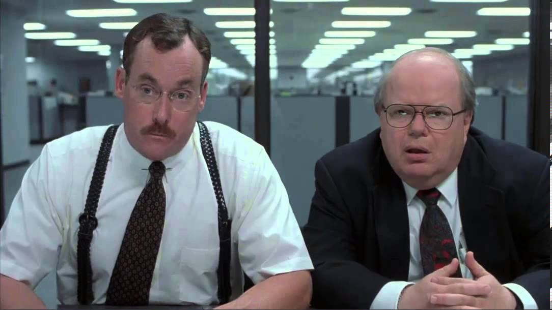 Image result for office space the bobs