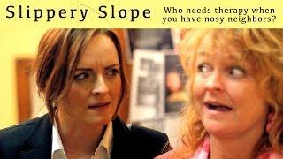 Video Slippery Slope - comedy short film download MP3, 3GP, MP4, WEBM, AVI, FLV April 2018