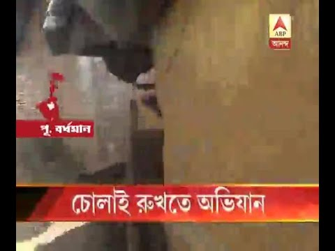Excise sleuths seize huge cache of hooch materials at Burdwan