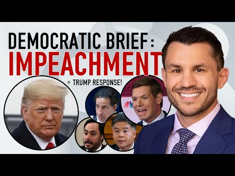 Democrats file Impeachment Memorandum, Donald Trump's Defense Team Responds Legal Analysis