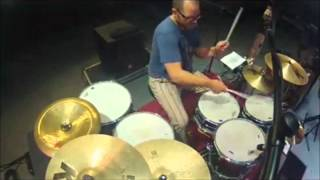 Weezer Drummer Two Angles