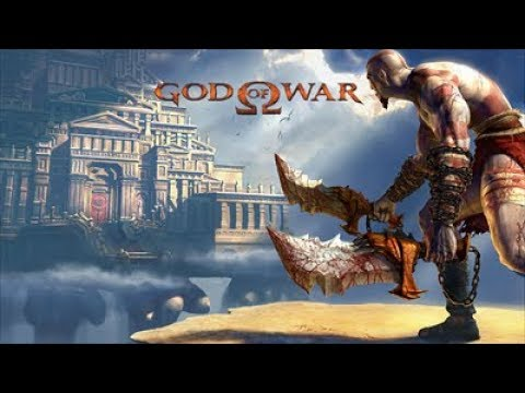 Renegade Game Time - God of War 2 Remastered (PS3) #GODOFWARHYPE #3DAYS