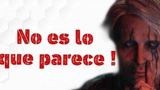 DEATH STRANDING NO ES LO QUÉ PARECE!! SEGÚN UN EMPLEADO DE KOJIMA PRODUCTIONS