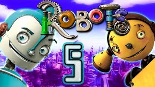 Video Robots Walkthrough Part 5 - [The Movie Game] - (PS2, XBOX, PC, Gamecube) Outmode Zone download MP3, 3GP, MP4, WEBM, AVI, FLV Mei 2018