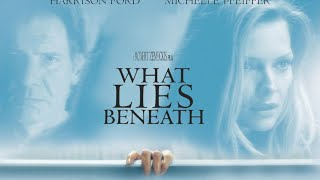 What Lies Beneath (2000) Live Watch-Along (HorrOctober: Day Eight)