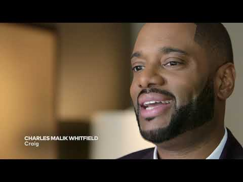 Charles Malik Whitfield, A Comedy Genius | Three's Complicated