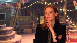 Jessica Chastain's Official Madagascar 3 Interview