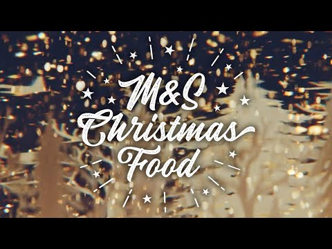 This is M&S Christmas Food | Olivia Colman | M&S FOOD