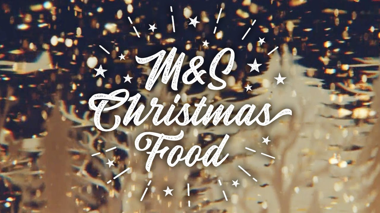 This is M&S Christmas Food | Olivia Colman | M&S FOOD   YouTube