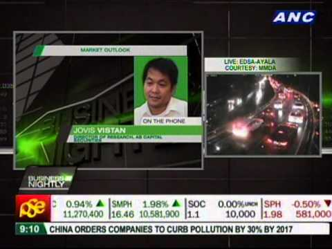 Analyst sees PH market slump as mere correction of record highs