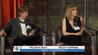 "William H. Macy & Felicity Huffman Talk ""Krystal"" & More w/Rich Eisen I Full Interview - 4/5/18"