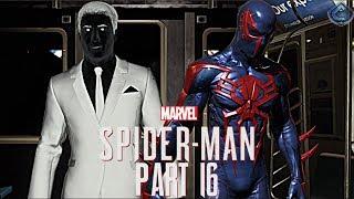 Spider-Man PS4 Walkthrough Part 16 - MISTER NEGATIVE BOSS FIGHT!