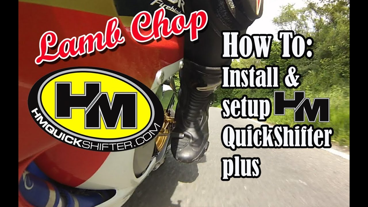 How To - Install and Setup HM Quickshifter Plus