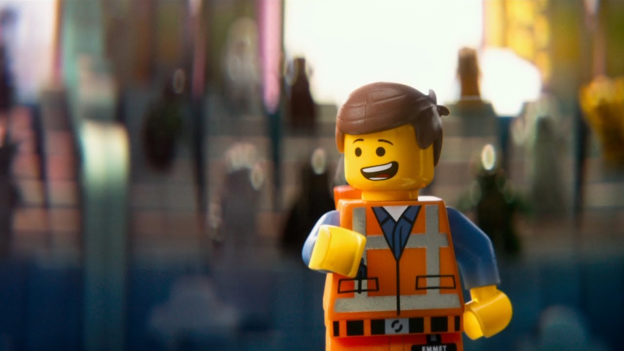 The Lego Movie Official Main Trailer Hd Youtube