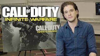 "Behind the Scenes with Kit ""John Snow"" Harington - Call of Duty: Infinite Warfare"