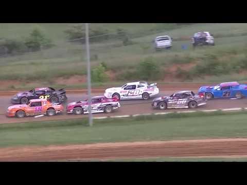 Natural Bridge Speedway Street Stock Race June 24, 2017