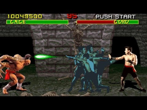 Mortal Kombat 1 - Johnny Cage【TAS】