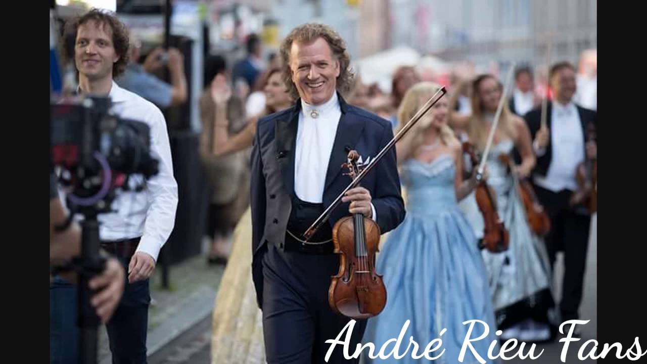 Thanks For Memories Andre >> Andre Rieu Memory Instrumental Version Youtube