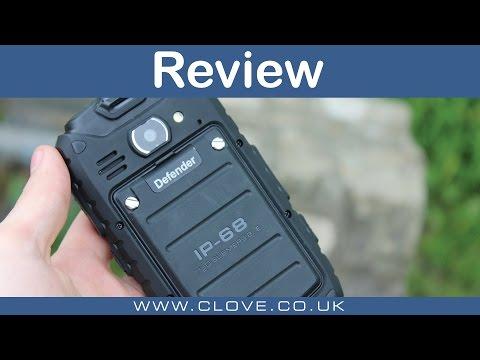 Defender Phone Review