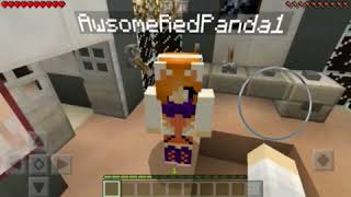 WHY AM I HERE LOLBIT~Minecraft sister location