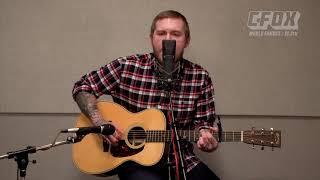 Brian Fallon - Smoke (Acoustic) CFOX - Ugly Grey Box Session