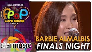 Barbie Almalbis - Himig Handog P-Pop Love Songs 2016 Finals Night