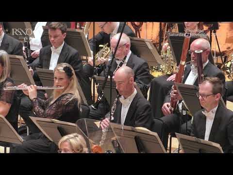 Saint-Saëns Symphony No3 Organ - Royal Scottish National Orchestra - Neeme Järvi