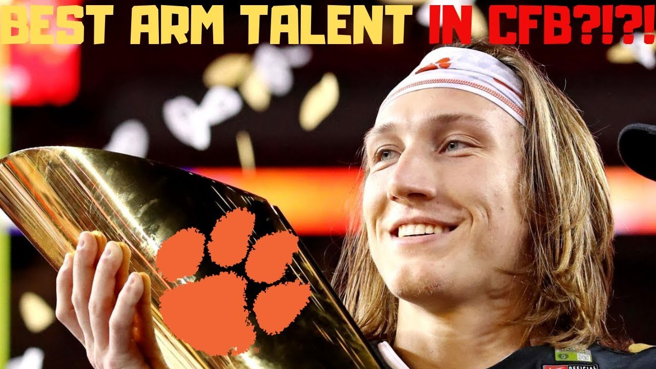 Trevor Lawrence's balanced approach to football coupled with ...