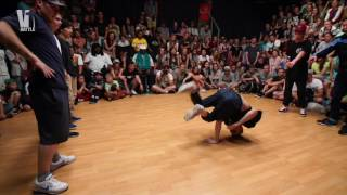 V1 Battle 2016| KzBeat vs OBC | 3X3 Profy 1/4