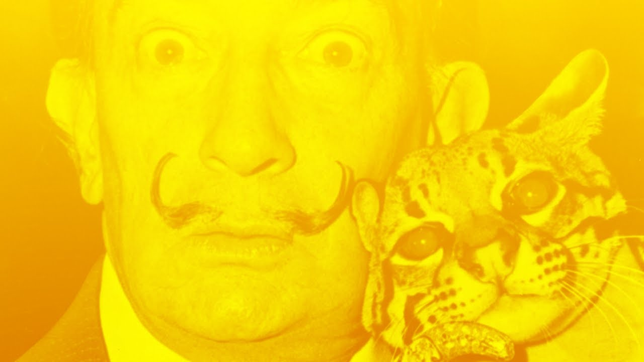 Interview with Salvador Dali - I am not a good painter. I am too clever.