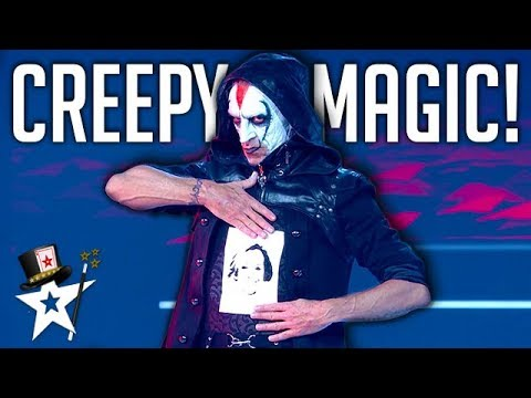 Scary Audition on Holland's Got Talent 2019 | Magicians Got Talent